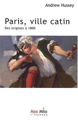 PARIS VILLE CATIN