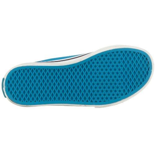 Vans Z FERRIS LO PRO VJW14M3, Scarpe basse unisex bambino Blu (blau (Blue/White))