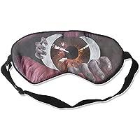 Eye Mask Eyeshade Art Mouth Eye Sleep Mask Blindfold Eyepatch Adjustable Head Strap preisvergleich bei billige-tabletten.eu