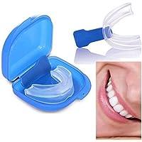 Preisvergleich für Dental Mundschutz Bruxismus Zahnschutz Schlafhilfe Nacht Zähne Braces Tools