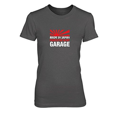 Perfected in my Garage - Damen T-Shirt Grau