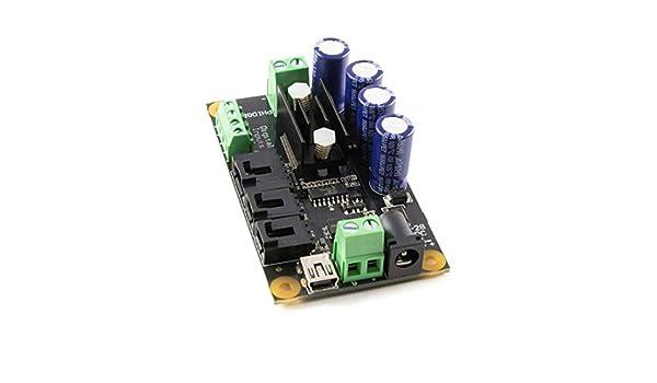 Phidget 1065/_1B Motorsteuerung USB Single 5A für DC 9-28V Gleichspannung