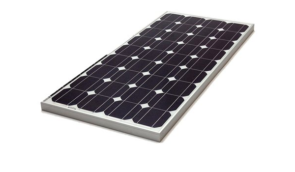 Efi Electronics Sunstar 150w Mono Crystalline Solar Panel Amazon In Garden Outdoors