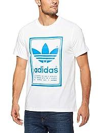 Adidas Vintage – Camiseta de, Hombre, DJ2716, ...