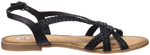 Gioseppo Giovanetta, sandales femme Noir (Black)