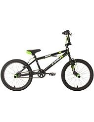 'KS Cycling BMX Freestyle 20Hedonic en noir