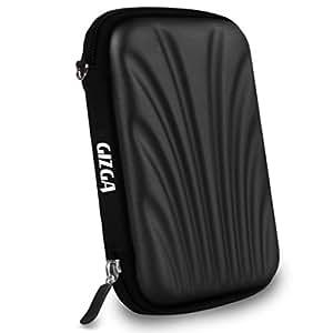 GIZGA 2.5 inch Hard Drive Disk Case (Black)
