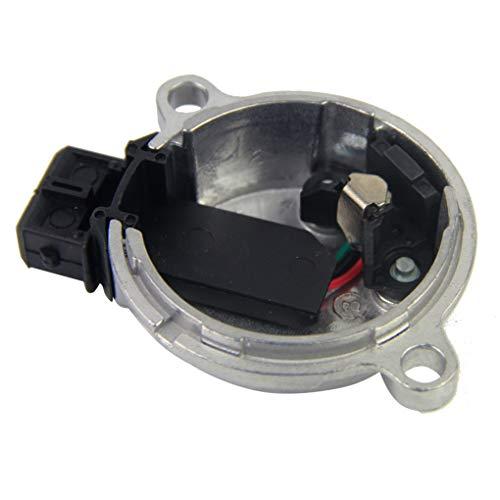 Morelyfish Hohe Qualität, Silber, Stahl 058905161B 3PIN Cam Nockenwellensensor Ersatz für Jetta Passat A4 A8