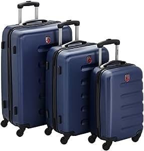 geographical norway gep ck sets 28 cm 201 l blau koffer rucks cke taschen. Black Bedroom Furniture Sets. Home Design Ideas