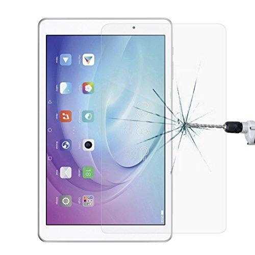 Protection verre trempé écran tablette 10' Universel Adhésif anti choc