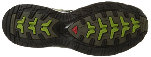 Salomon - Xa Pro 3D, Scarpe Da Trail Running da uomo Grigio (Grau (Swamp/Dark Titanium/Seaweed Green))