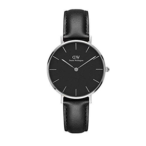 Daniel Wellington Women's Analogue Quartz Watch with Leather Strap DW00100180