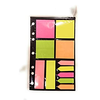 Mini Set Memo Stickers 275Tickets for Binder