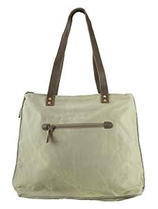 mujer bolsa de mensajero vintage bolsa cruzada de lona militar 48x36x13 cm 1699