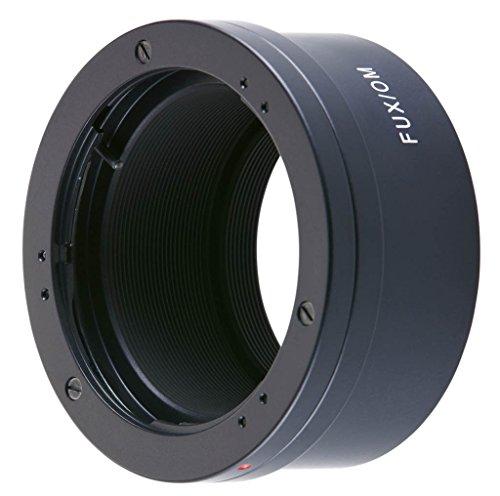 mpus OM Objektiv an Fuji X PRO Kamera ()