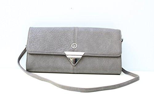 ARMANI-JEANS-Womens-Top-Handle-Bag-Grey-GRIGIO