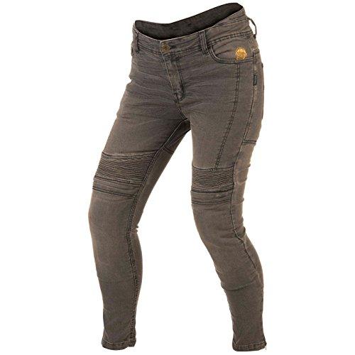 Trilobite Micas Urban Damen Jeanshose Grau 30