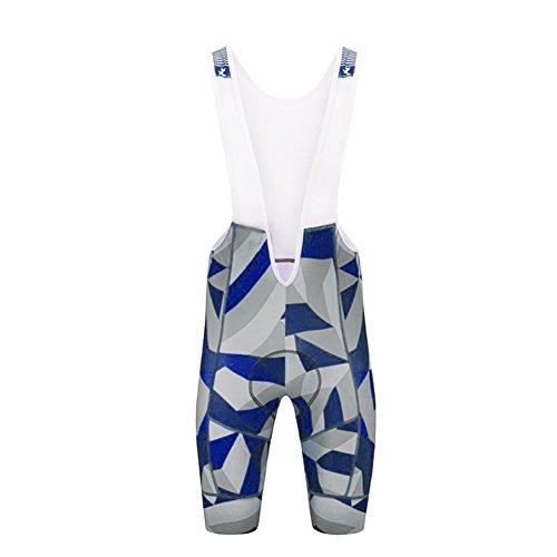 Uglyfrog 2018 Klassische Herren Sport & Freizeit Radsport Bekleidung Trägerhosen Bib Shorts with Gel Pad