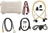 Dension Gateway 500 GW51AU1 Interface (iPhone + iPod + USB + AUX) für Audi A4 A5 A6 A8 Q5 Q7 (MMi 2G Basic / High)