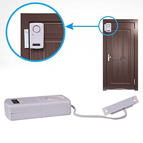 Preisvergleich Produktbild Home Security Sicherheitstür Fenster Anti-Diebstahl Alarm Warnung
