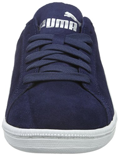 Puma Smash Fun Sd Jr Sneaker Peacoat/Bianco
