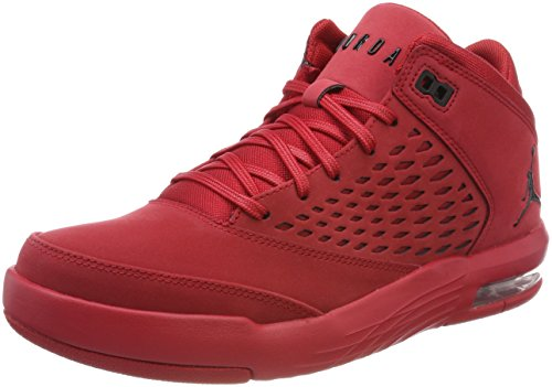 Foto de Nike Jordan Flight Origin 4, Zapatillas Altas Para Hombre, Rojo (Gym Red/Black 601), 43 EU