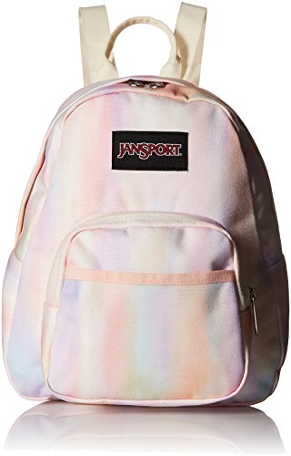 Jansport - - Unisex-Erwachsener Half Pint Fx Rucksack, O/S, Sunkissed Pastel Poly Canvas (Jansport Canvas Rucksack)