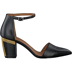 Schwarze What For Pumps SS17WF089 - 41
