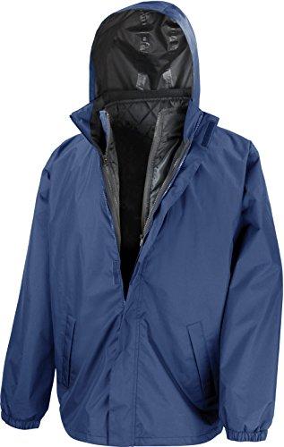 Jacke wasserdicht / winddicht - Unisex Blau - Marineblau