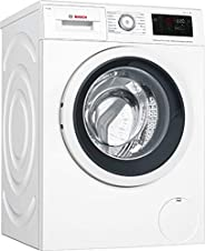 Bosch Serie 6 WAT28639IT lavatrice Libera installazione Caricamento frontale Bianco 9 kg 1400 Giri/min A+++