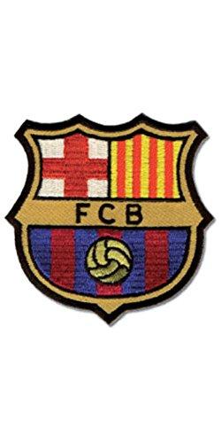 Haberdashery Online Parche TERMOADHESIVO Bordado Barça