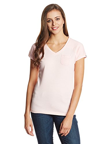 PUMA t-shirt pour femme style tendance terry tee w Rose - Crystal Rose
