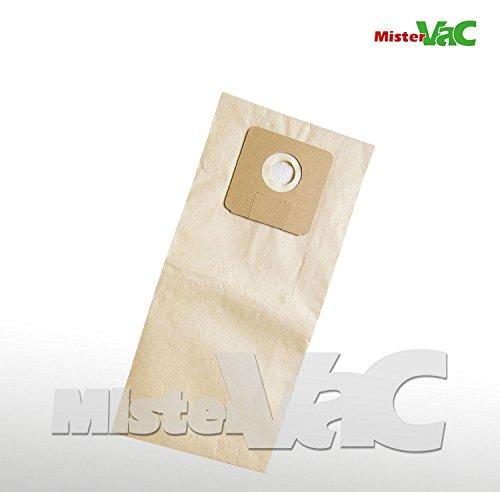 20x Staubsaugerbeutel geeignet ECOLAB Floormatic S12, S122, S142, S15,152
