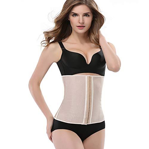 XMDNYE Abnehmen Taille Trainer Gürtel Modellierung Gurt Frauen Body Shaper Abnehmen Taille Trainer Gürtel Bauch Bauch Shaper Bauch-Steuer gürtel (Frauen Feine Gurt Weste)