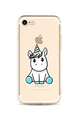 Coque IPHONE, BéBé Licorne®, nouvelle édition [ Ultra Slim ] Clover et Kate dessin qualité supérieure (iPhone 5C)