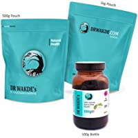 DR WAKDE'S® Fenchelsamenpulver (Foeniculum vulgare/Fennel) - 100g (3.5oz) I 100% Kräuter I Ayurvedische Nahrungsergänzung... preisvergleich bei billige-tabletten.eu