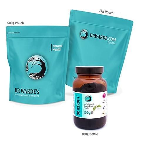 DR WAKDE's™ Organic Peppermint Powder (Mint leaves) - 100g