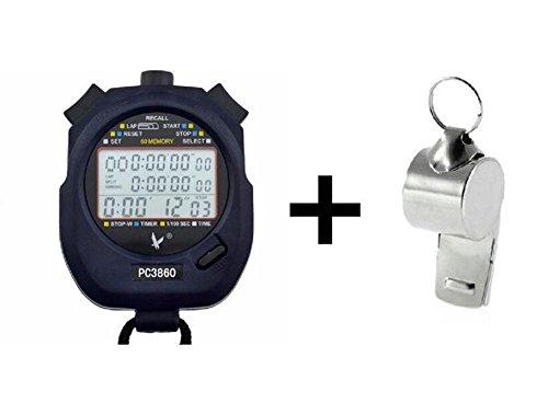Cuzit cronómetro hombre profesional Cronómetro Digital