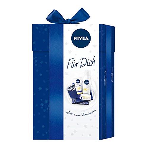 Nivea Geschenkset Q10, 1er Pack (1 x 3 Stück)