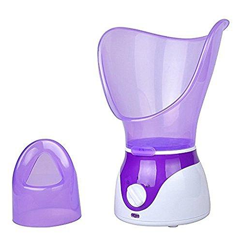 Herryke Gesichtsdampfer Gesichtssauna Dampf Inhalator Poren Moisturizing Reinigung Spa Hautpflege Gesichtspflege Wasserdampf - Gesichts-dampfer-maske
