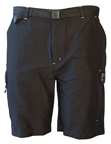 Deproc Active Herren Wanderhose Kentville Shorts Black