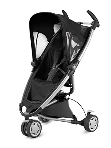 Quinny Zapp Buggy und Travelsystem, bis 15 kg, Kollektion 2015, rocking black