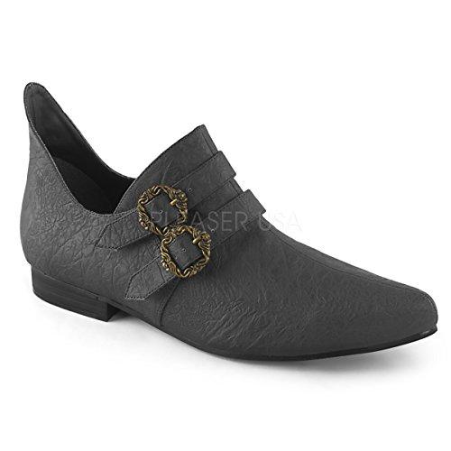Higher-Heels Funtasma Renaissance Schuhe Aldix-20 schwarz Gr.47 EU