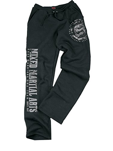 Dirty Ray Kampfsport MMA Fight Division Jogginghose Freizeithose SDMMA2 Abbildung 2