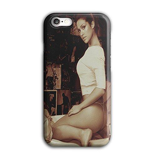 Mädchen Erotisch Schuss Sexy jung Süß Dame iPhone 7 Hülle | (Süßes Cowgirl Kostüm)