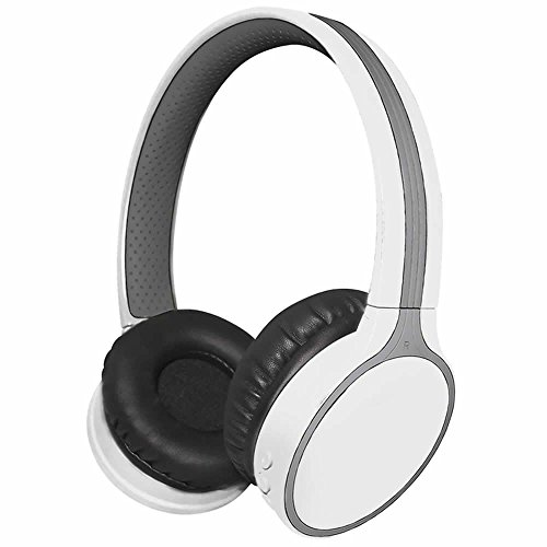 Écouteurs Lounge II Bluetooth White/Grey