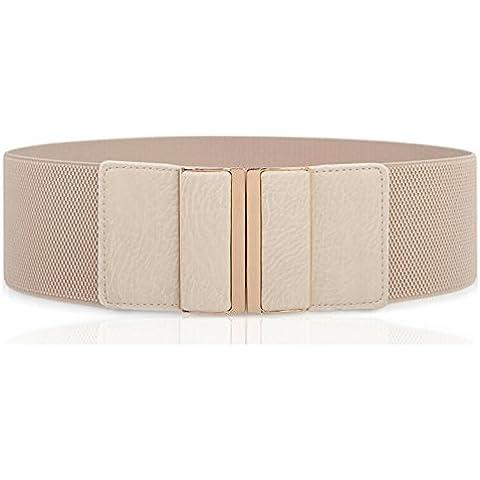 Signora breve cintura/Elastica cintura decorativa/Cintura Estate Joker-B