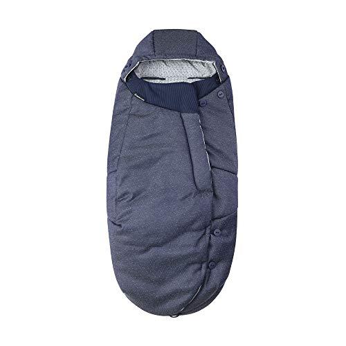 Fußsack passend für Kinderwagen und Buggy, sparkling blue ()