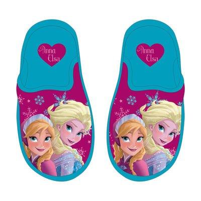 Pantuflas Frozen Disney Dancing sisters