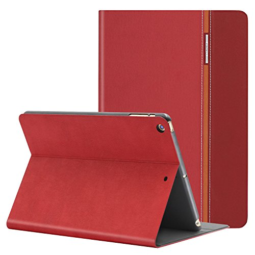 auaua Custodia iPad Mini 1/2/3, iPad Mini 1/2/3 Cover, con Smart Cover Auto Sleep/Wake +Pellicola Protettiva Schermo(Gift) per Apple iPad Mini 1/2/3 Pollici Apple Tabletdel